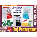BANKOMAT - LICZĄCA SKARBONKA - PL