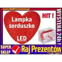 Lampka serduszko / serce